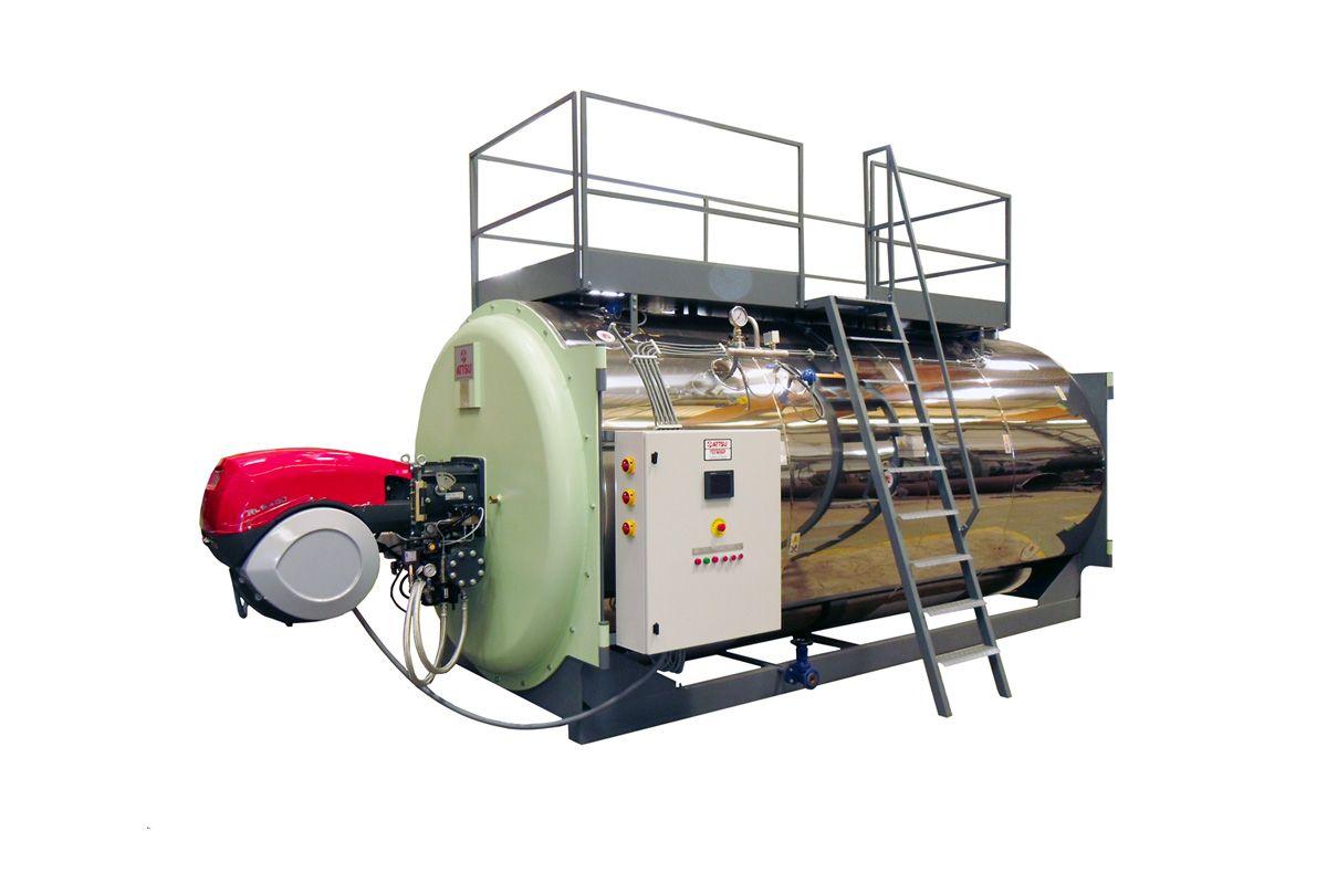 Calderas industriales de agua caliente en Valencia
