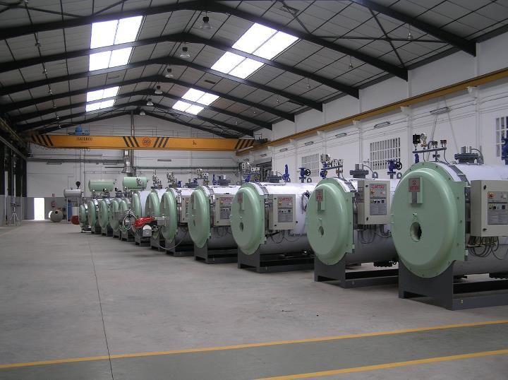 Empresa especializada en calderas de vapor en Valencia