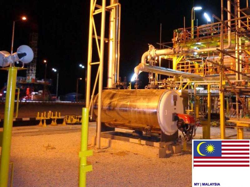 Diseño de instalaciones de vapor, aceite, agua sobrecalentada: Productos y servicios de ATTSU TEYVI