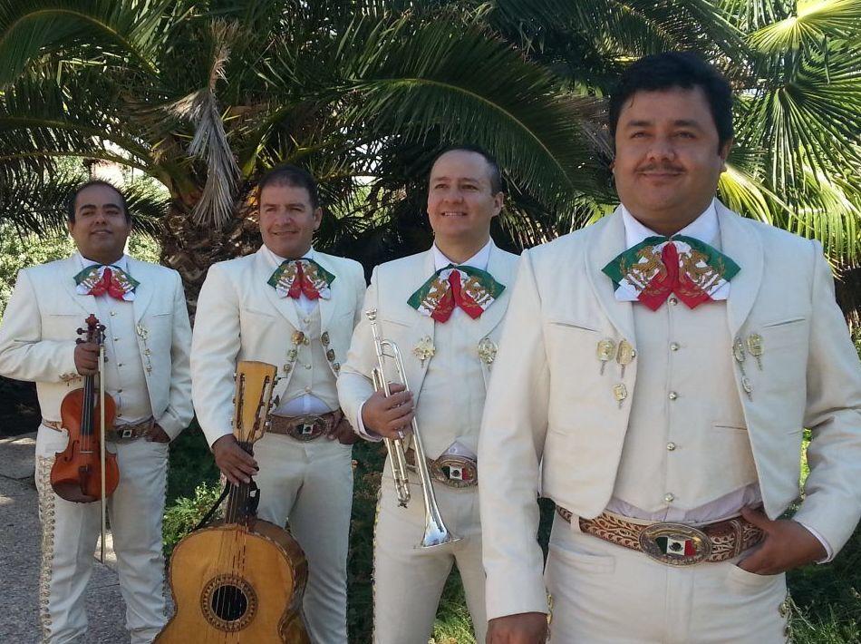 Mariachis para fiestas mexicanas