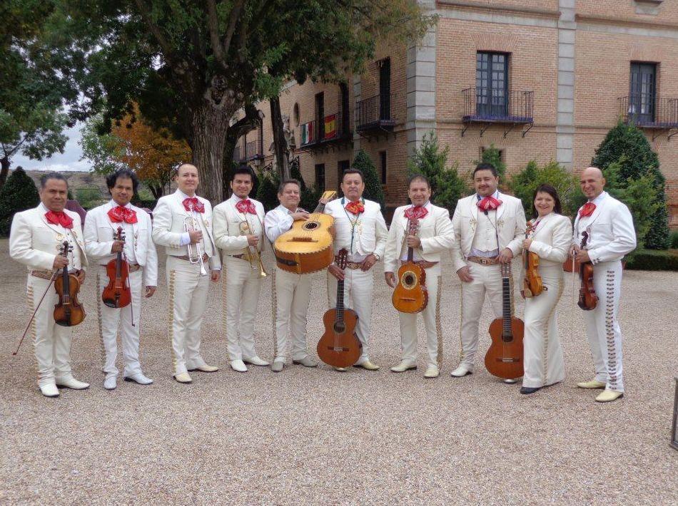Contratación de mariachis para actuaciones en eventos de toda España