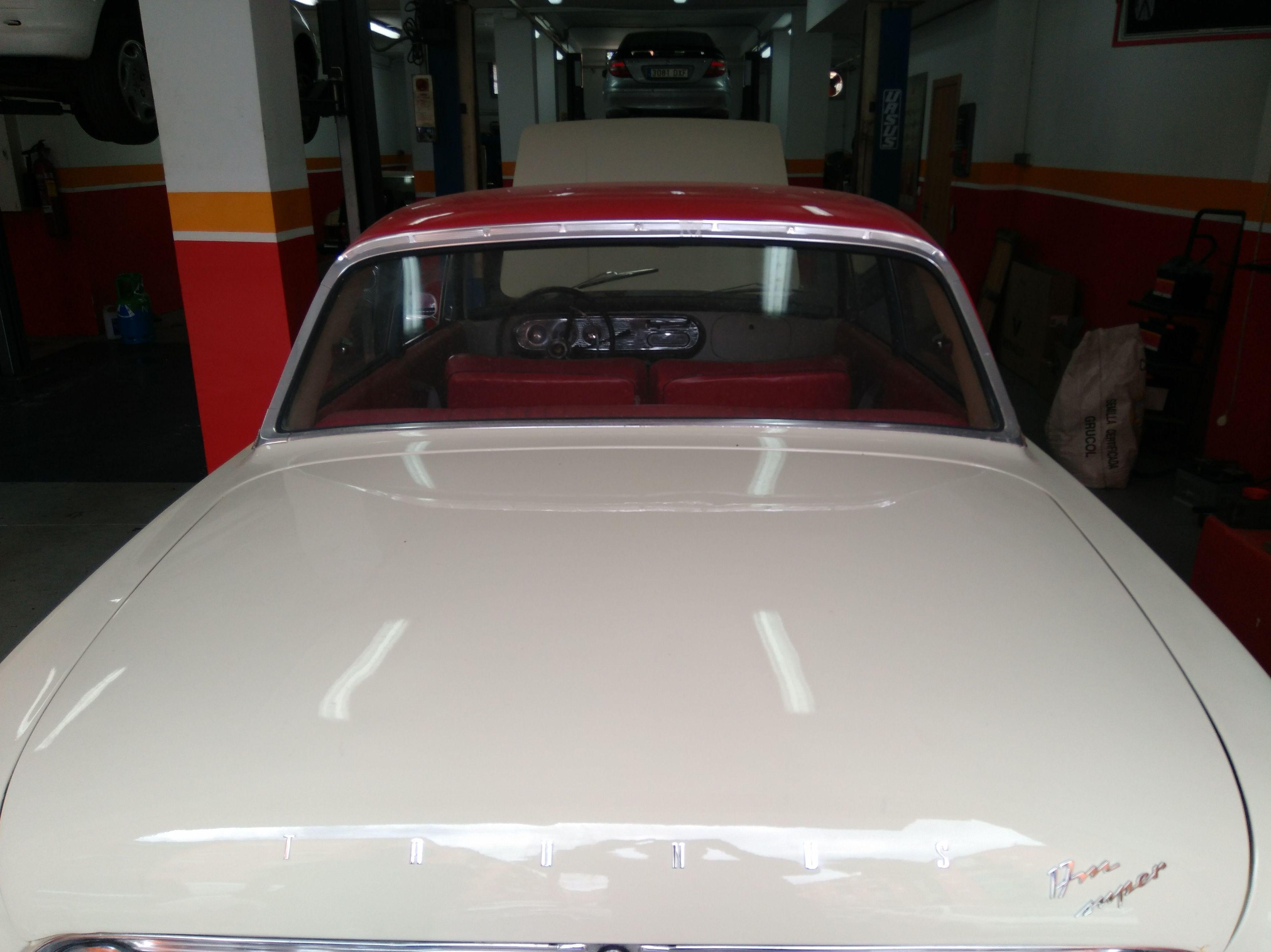 Reparación de coches clásicos y antiguos en Valencia
