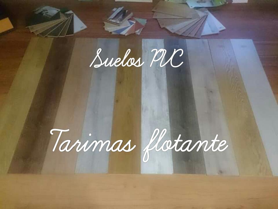Tarima flotante y suelos PVC: Pintura y alta decoración de Pintura y Decoración Herjuman