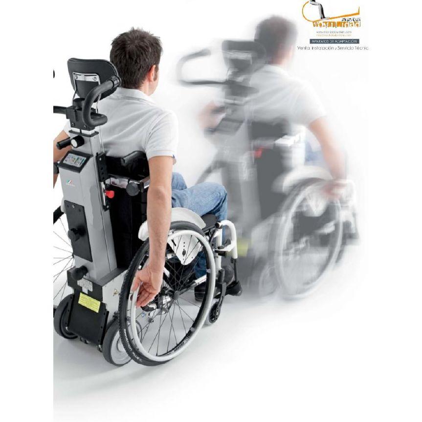 Sube-escaleras: Aparatos movilidad de Movilidad System