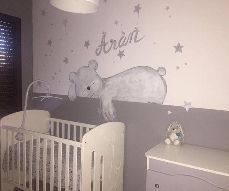 Decoración de habitación infantil en Tarragona