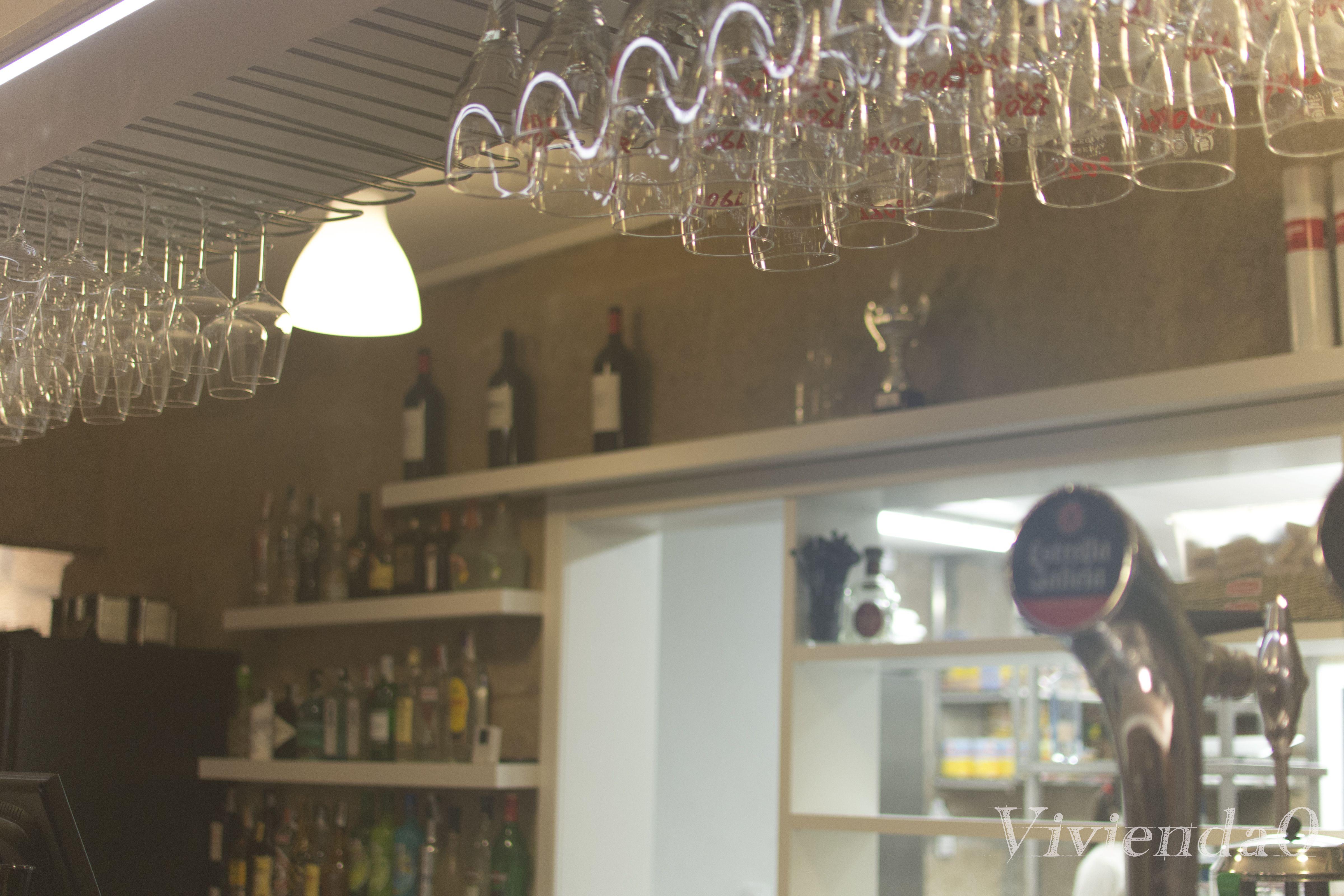 Reforma de locales de hostelería