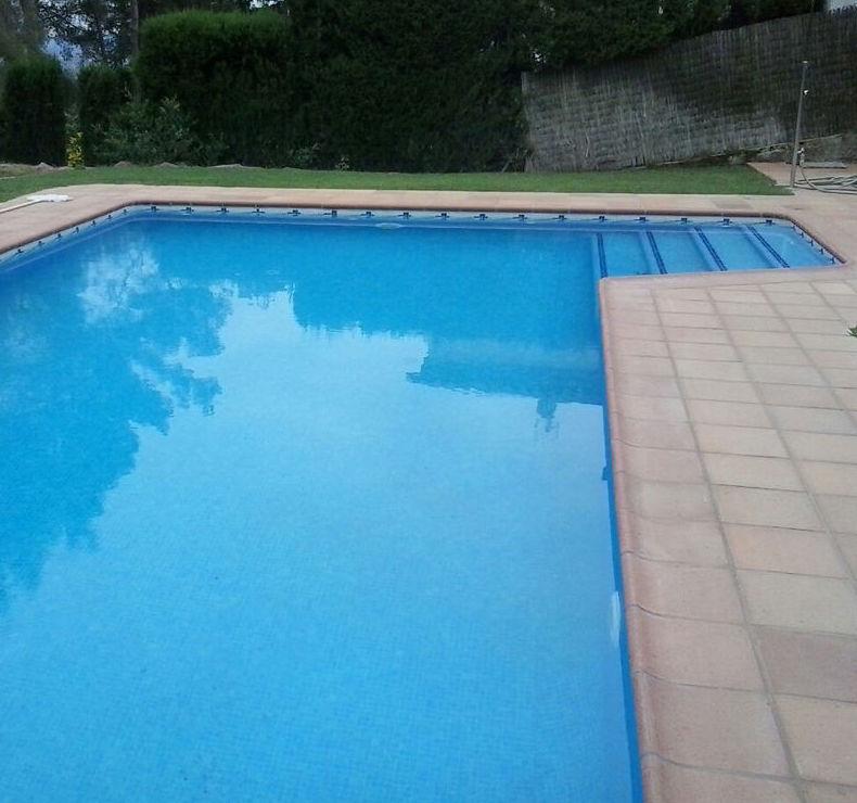 Mantenimiento de piscinas y jardines en Barcelona
