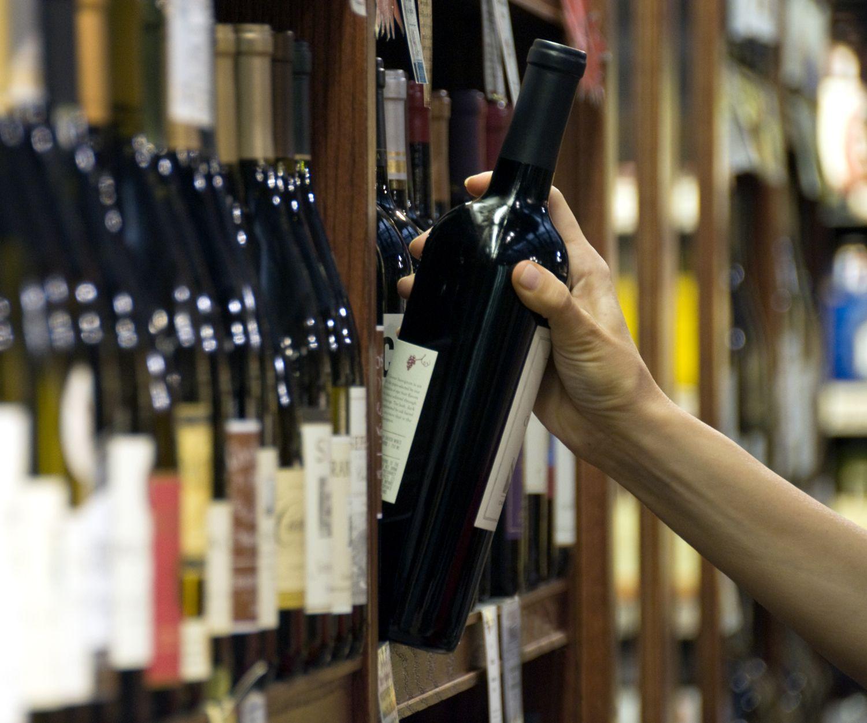 Esmerada selección de vinos