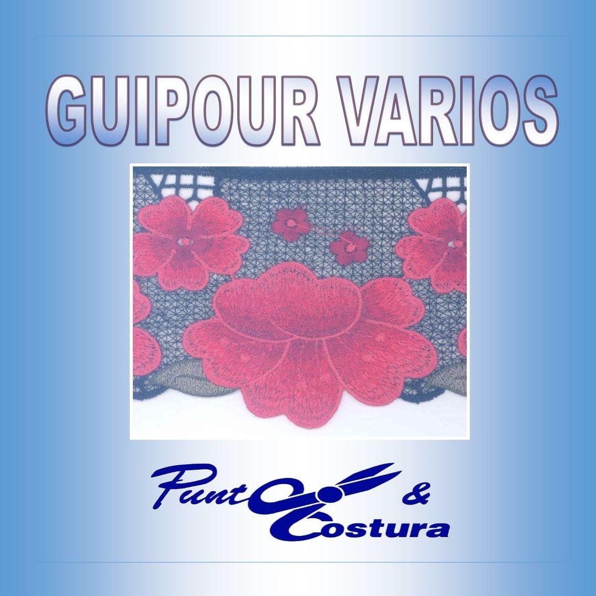 ENCAJES GUIPOUR