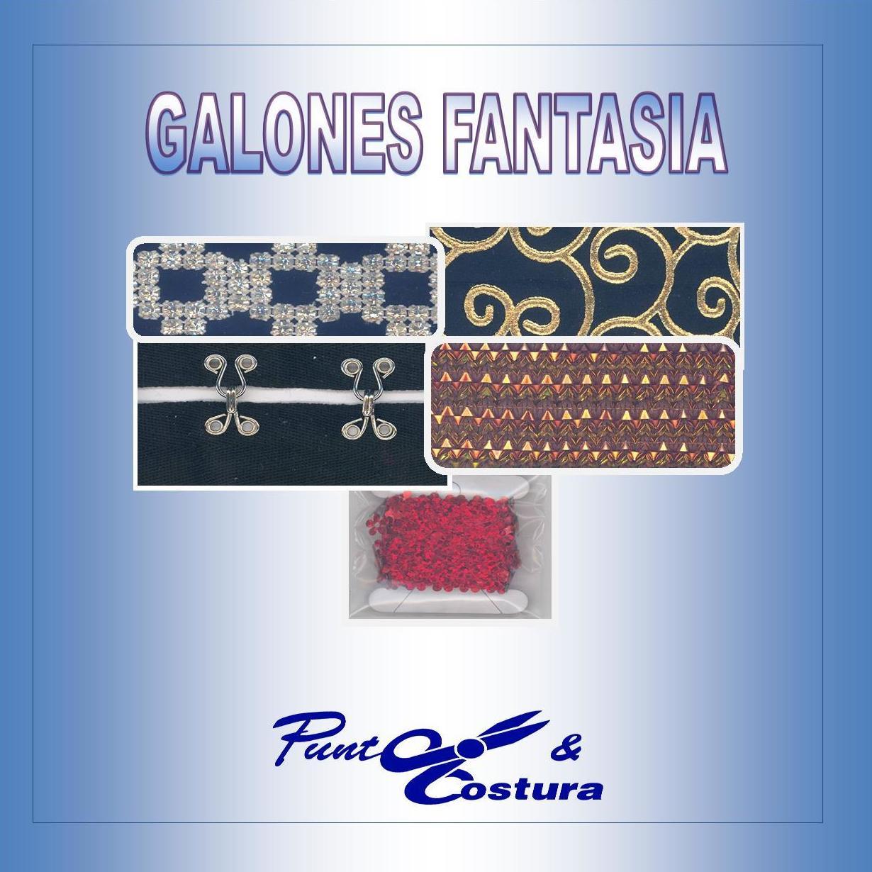 Galones Fantasia: Catálogo de MANUEL RODRÍGUEZ MARTÍNEZ