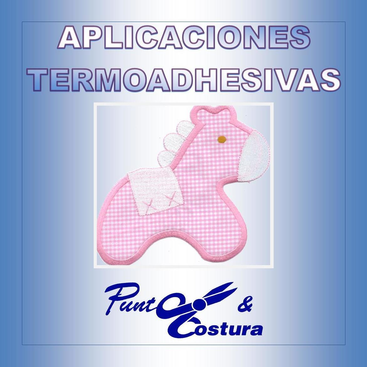 Aplicaciones Termoadhesivas: Catálogo de Punto & Costura