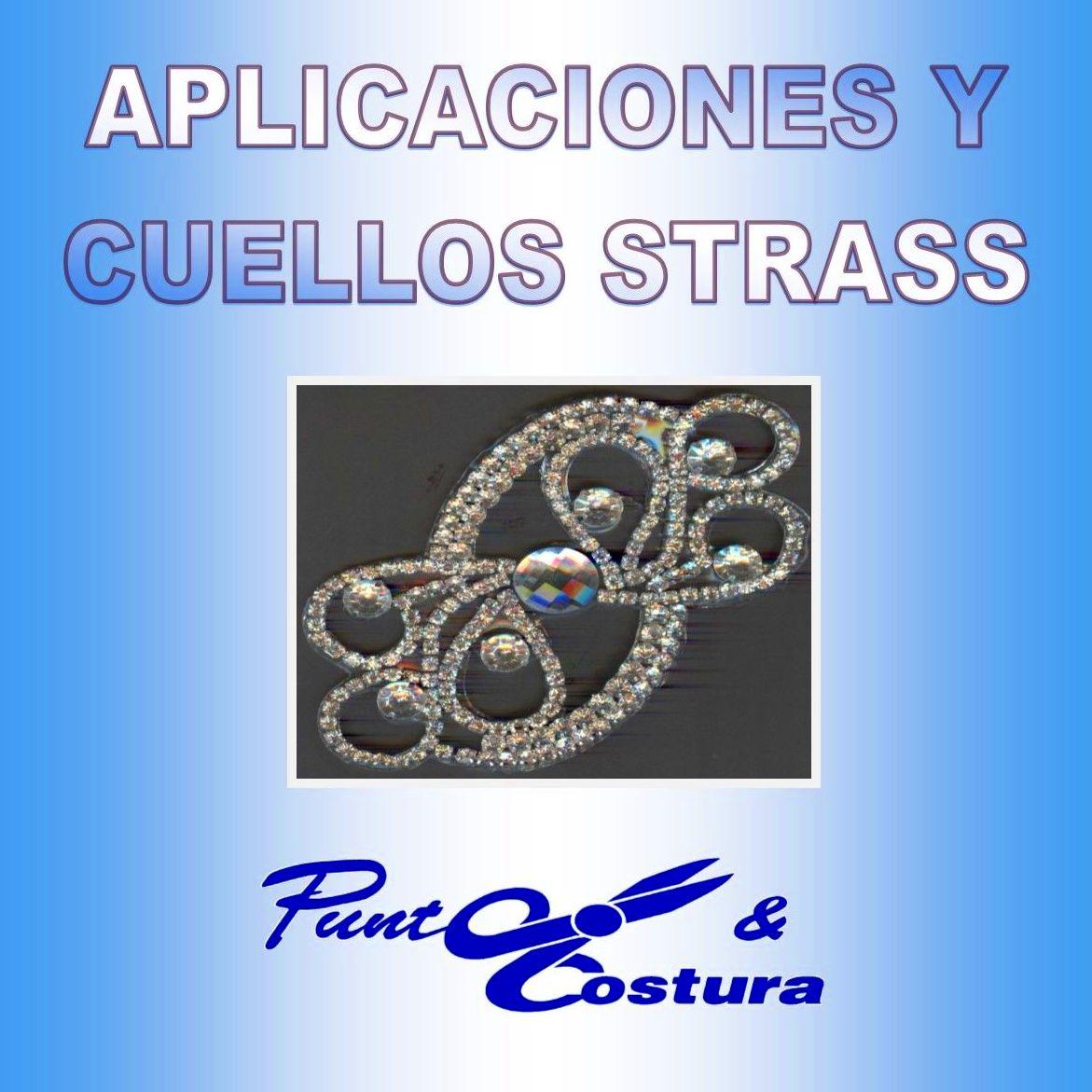 Aplicaciones Strass: Catálogo de Punto & Costura