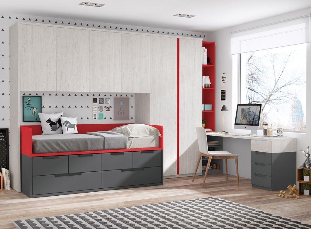 Dormitorios juveniles de calidad