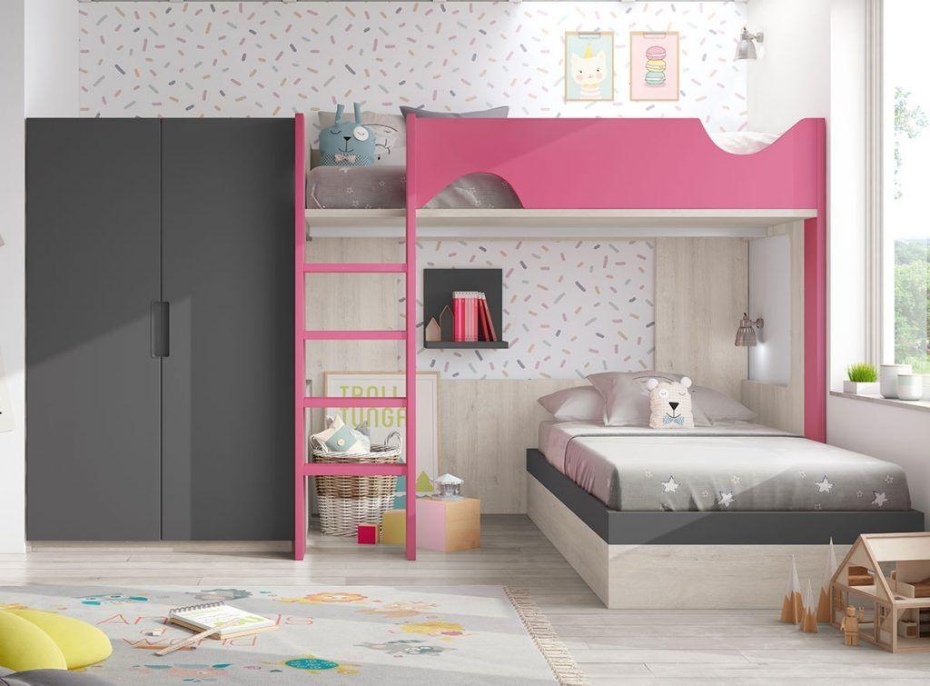 Originales dormitorios juveniles e infantiles