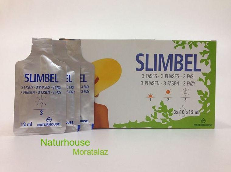 SLIMBEL TRES FASES en tu Centro dietetico Naturhouse ...