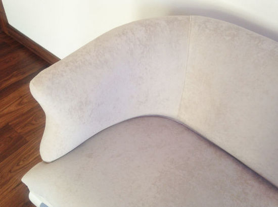 Sofá Vintage- Detalle costura