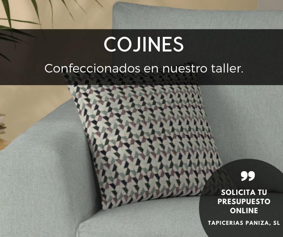 COMPRAR COJINES PARA EL SOFÁ EN PALMA DE MALLORCA