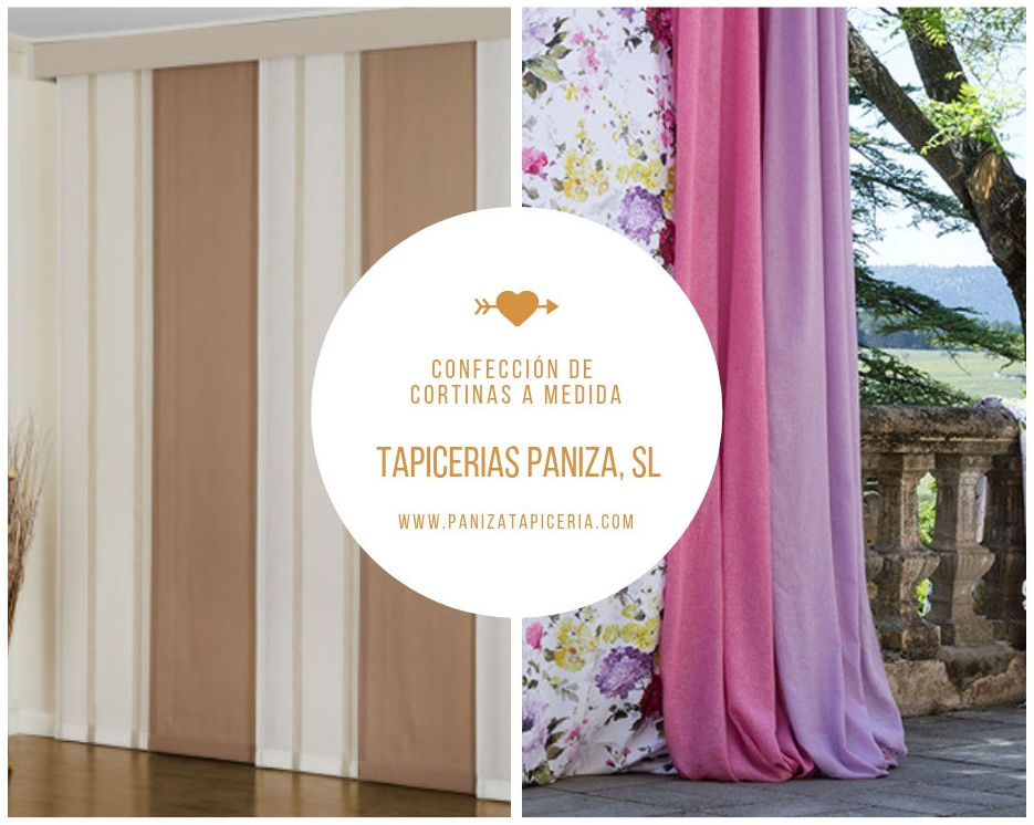 IDEAS DE CORTINAS  }}