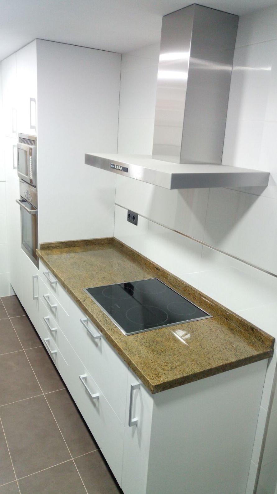 Foto 7 de Muebles a medida en Málaga | Mar Jiménez Diseño de Cocinas