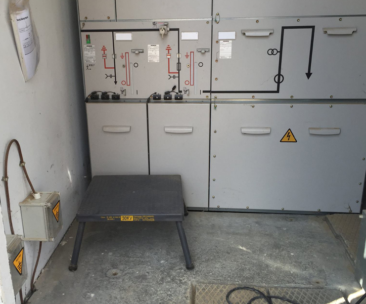 Instalación de celdas de media tensión Salamanca | Lectriciti