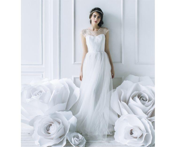 Confección de trajes de novia