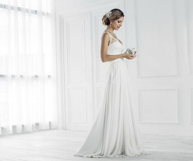 Una novia, un vestido único