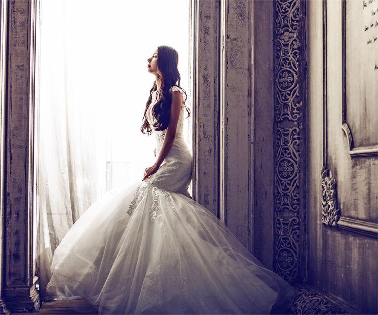 Vestidos de novia de cualquier estilo