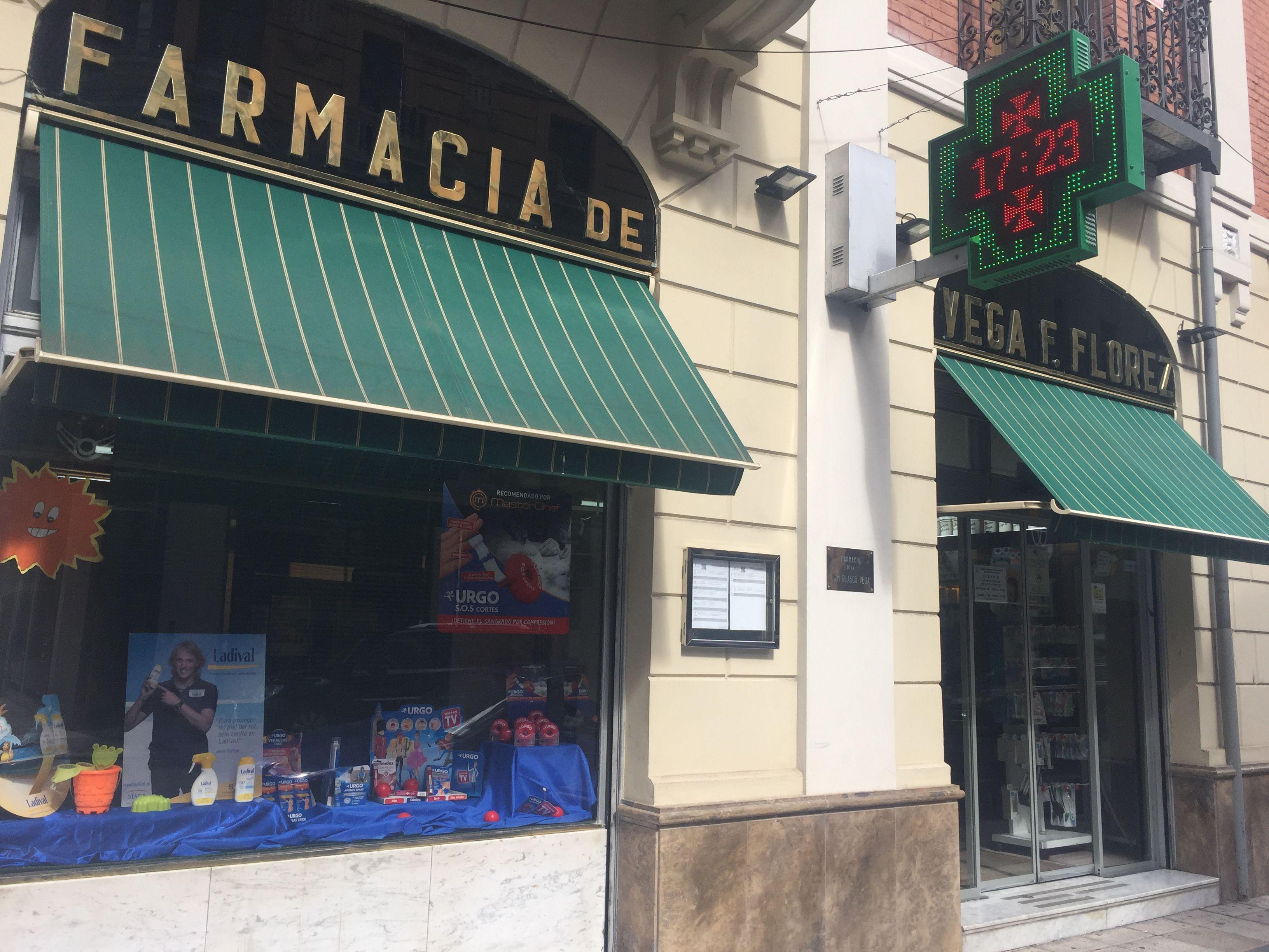 Otros servicios: Servicios de Farmacia Blasco Vega