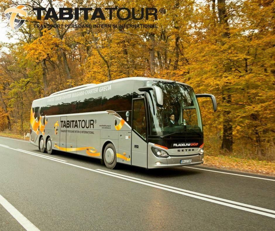 Tabita Tour. Servicio de transporte de pasajeros