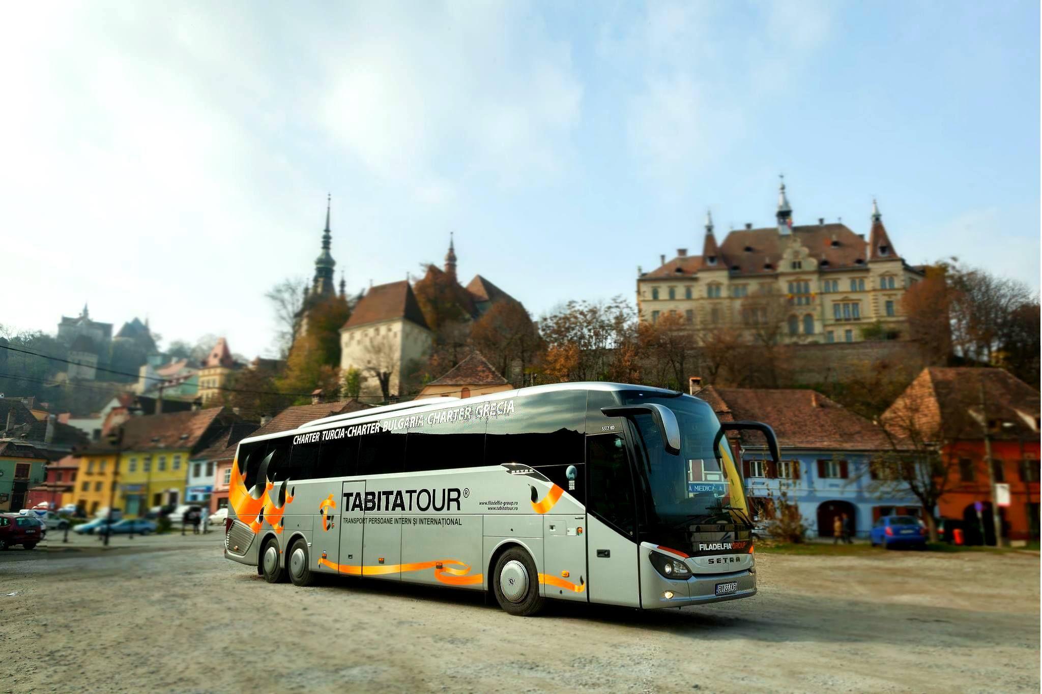 Autobuses Tabita Tour
