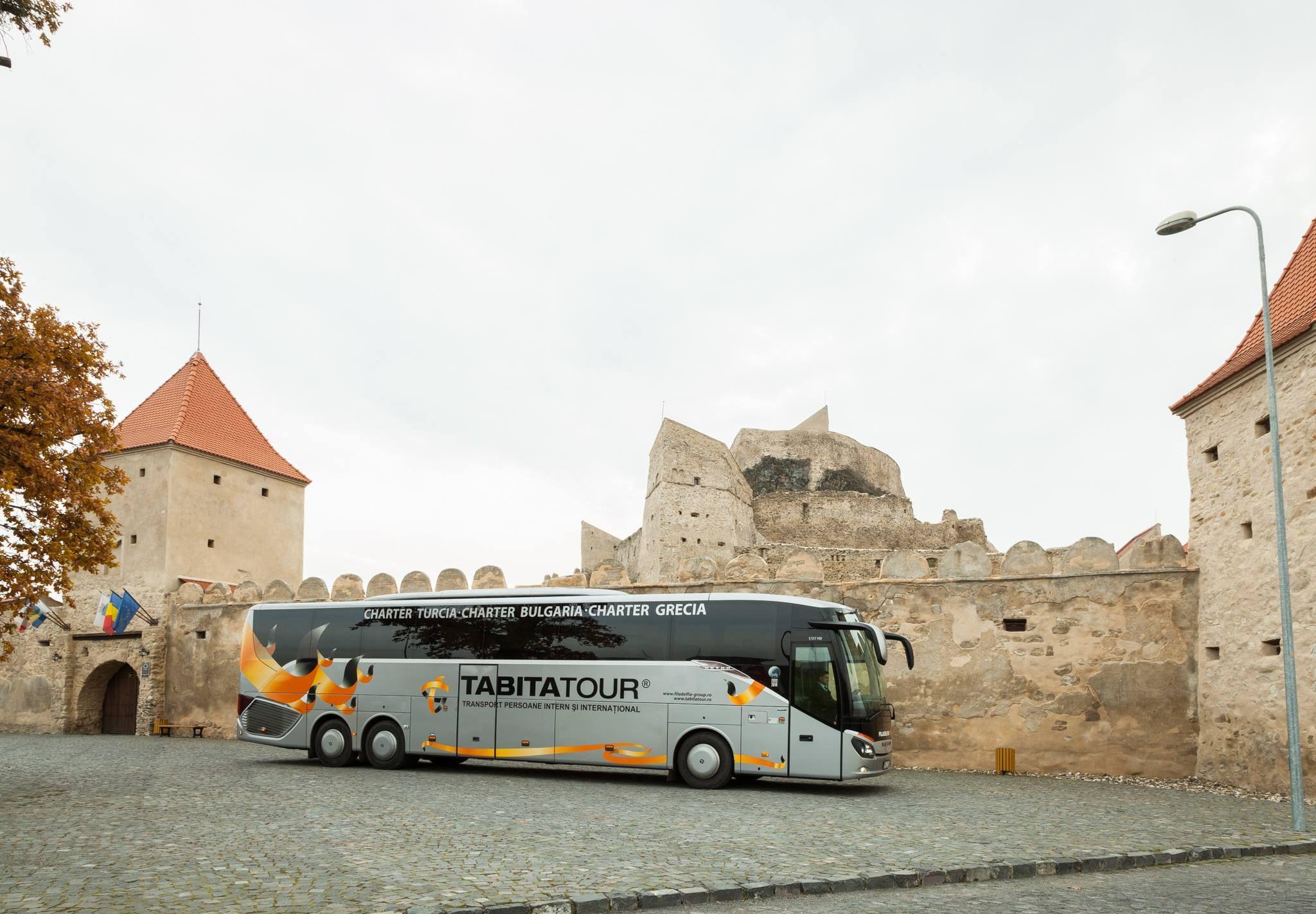 Viajes internacionales en autobús