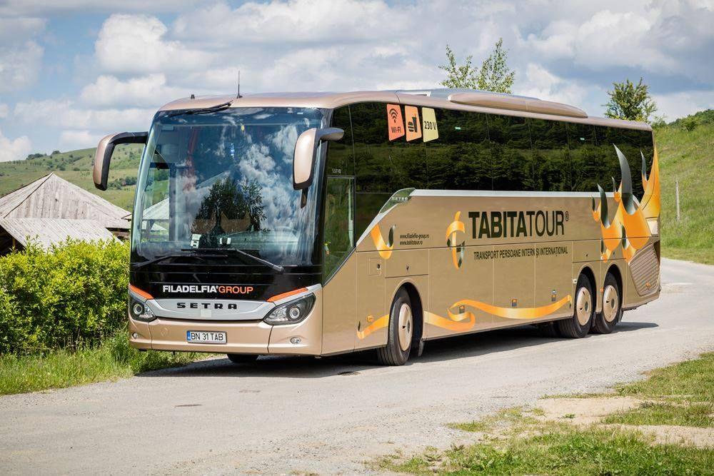 Viaja a Rumanía con Tabita Tour