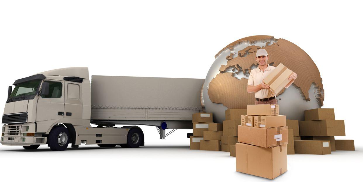 Empresa de paquetería internacional