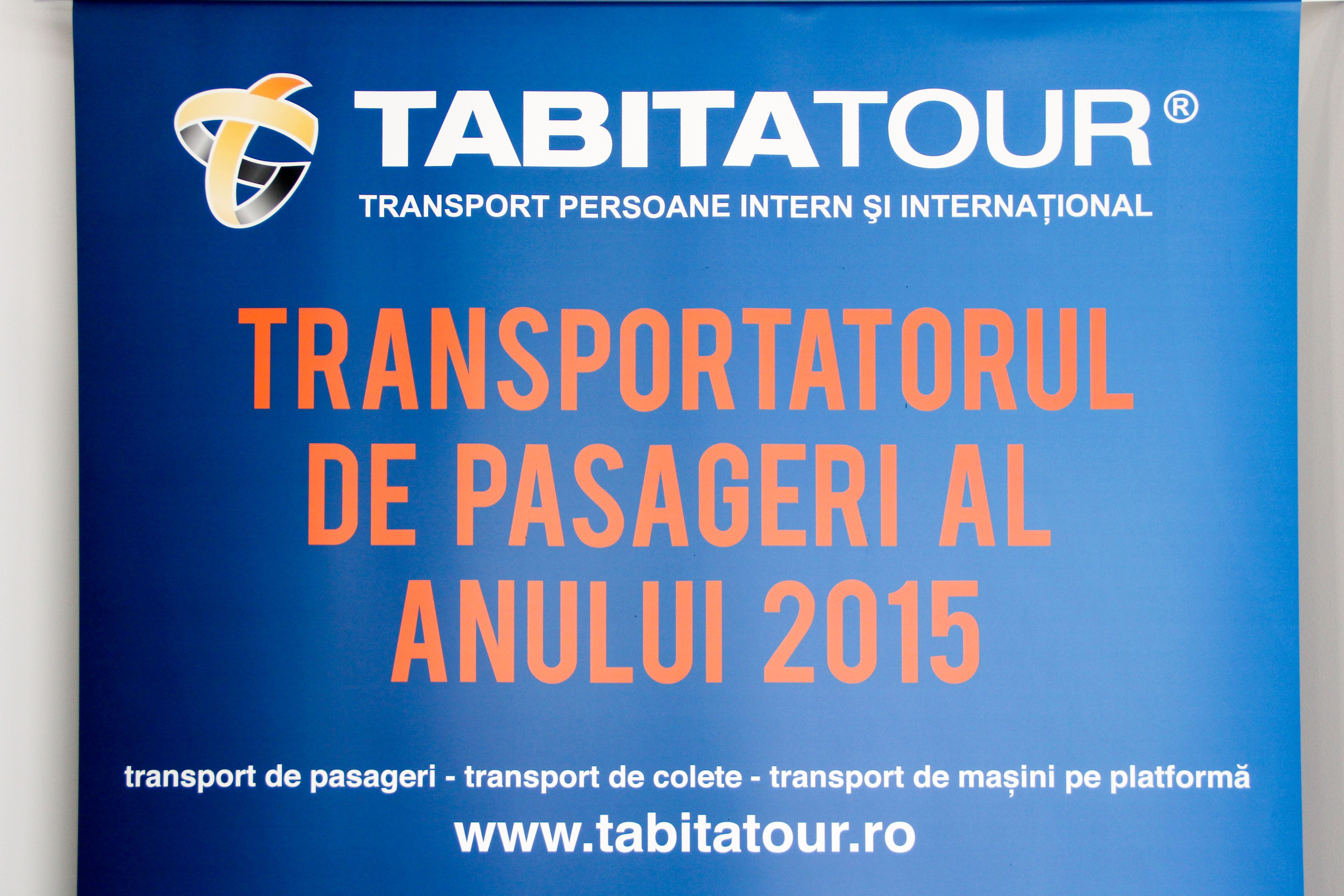 Empresa de transporte a Rumanía