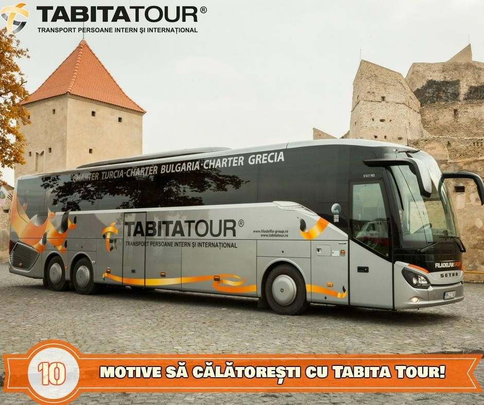 Viaja con nosotros. Tabita Tour, la excelencia hecha viaje