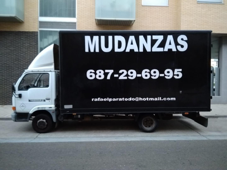 Foto 1 de Portes y mudanzas en Zaragoza en  | Rafael Para Todo