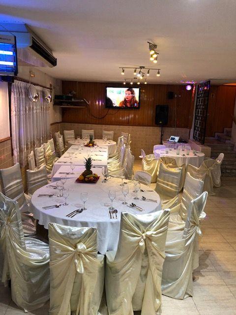 Restaurantes para celebraciones en Valdemorillo