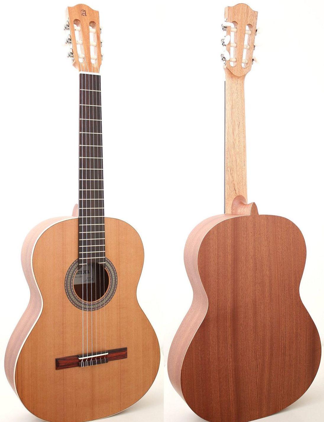 Guitarra Clásica Alhambra Z Nature: Productos  de La Clave Musical