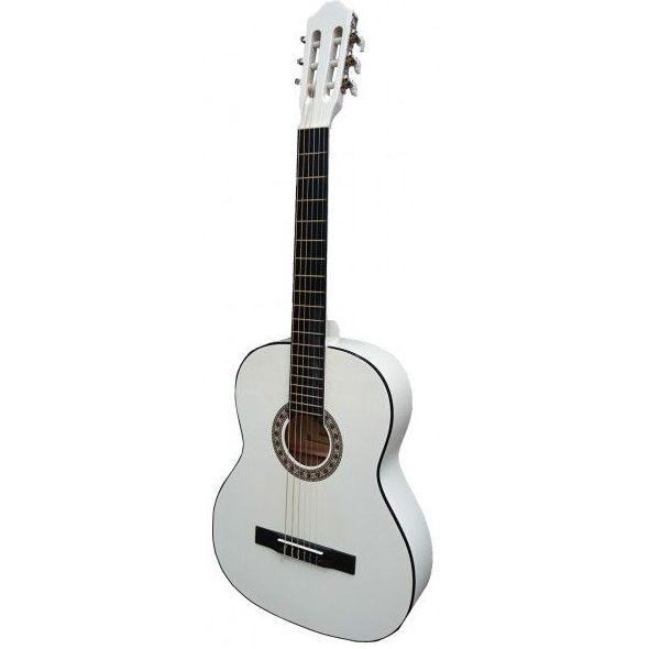 Guitarra Rocío R-10 Blanca