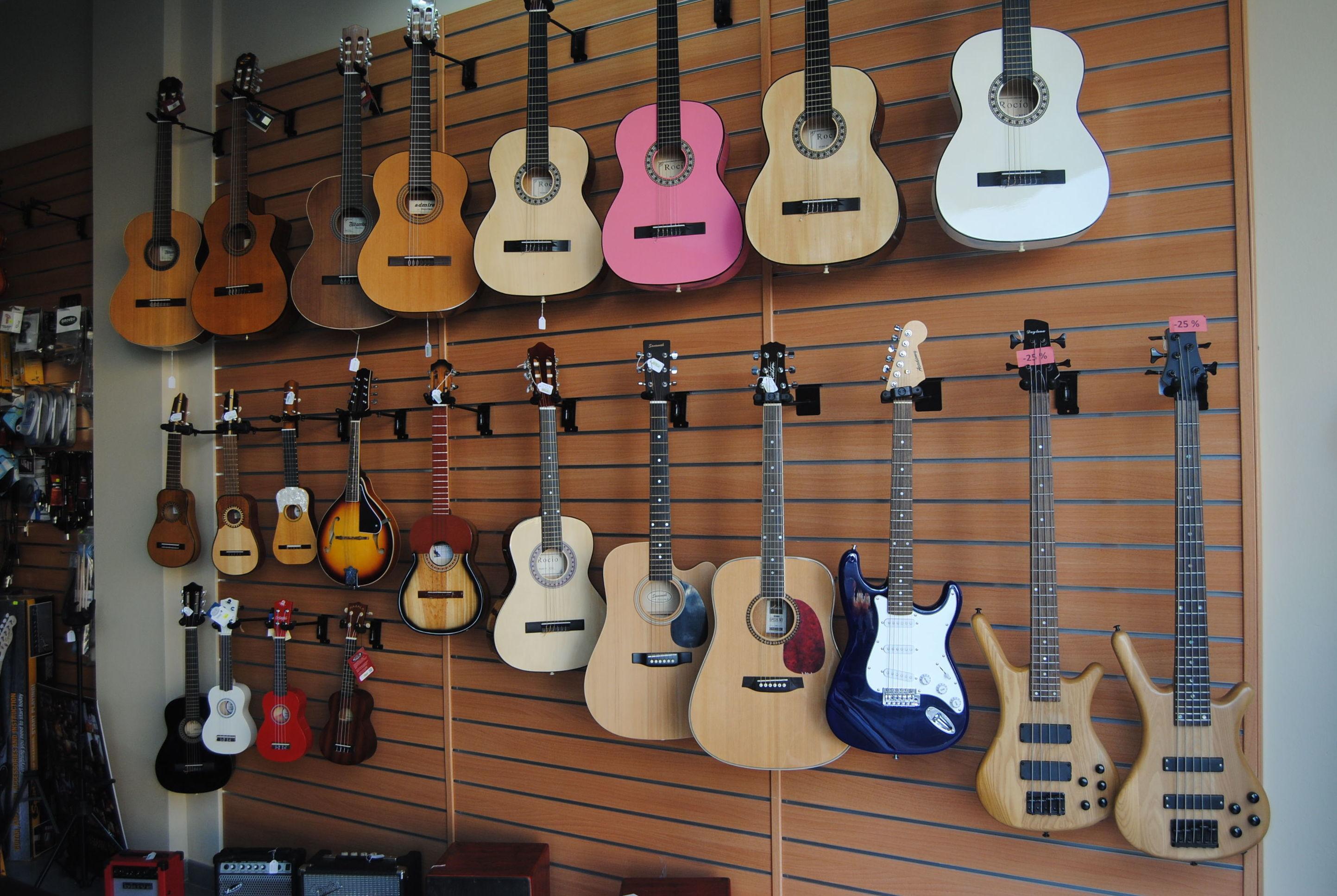 Foto 18 de Instrumentos música en Icod de los Vinos   La Clave Musical
