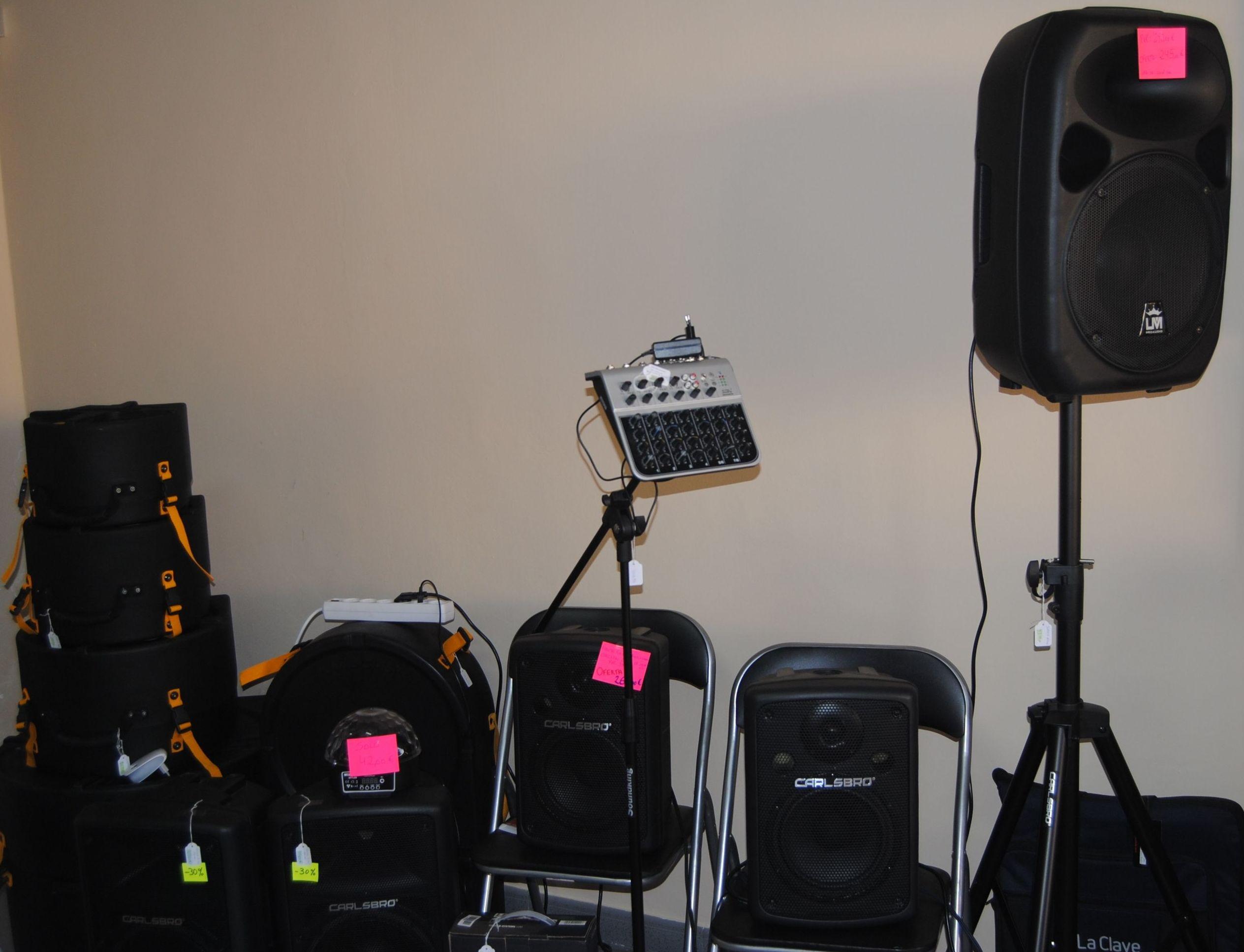 Foto 32 de Instrumentos música en Icod de los Vinos | La Clave Musical