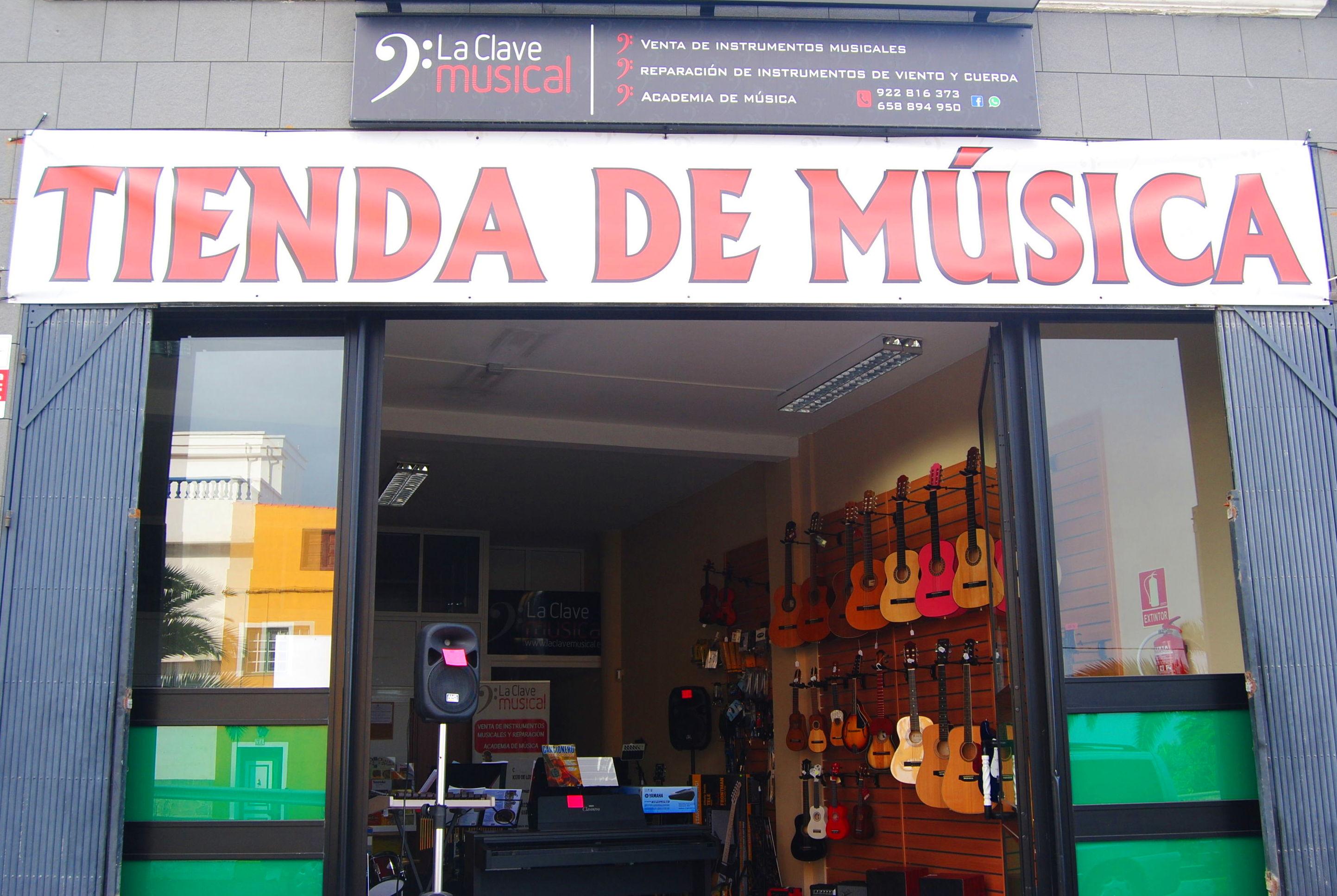 Foto 17 de Instrumentos música en Icod de los Vinos | La Clave Musical
