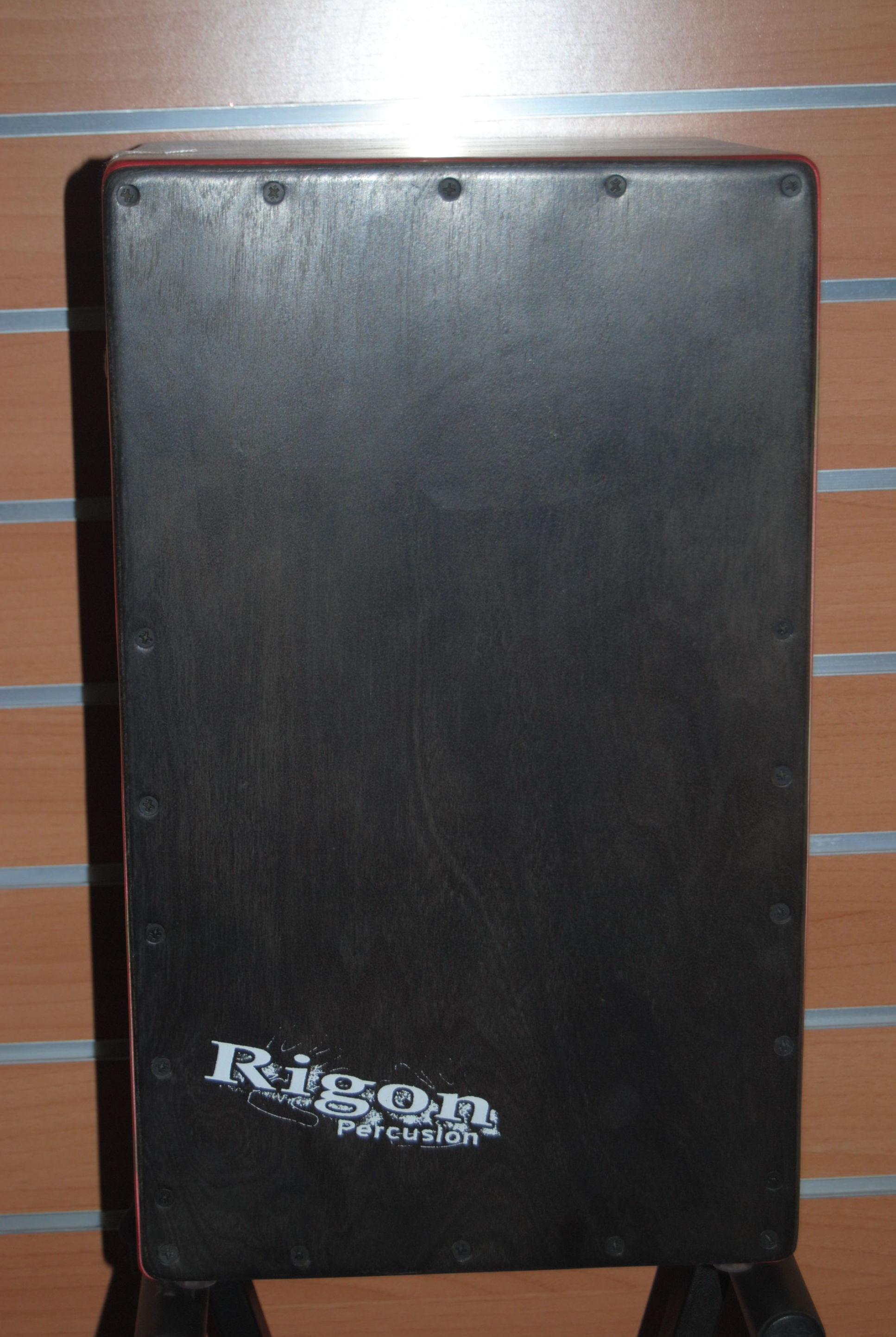 Cajón Rumbero artesanal Rigon 1: Productos  de La Clave Musical