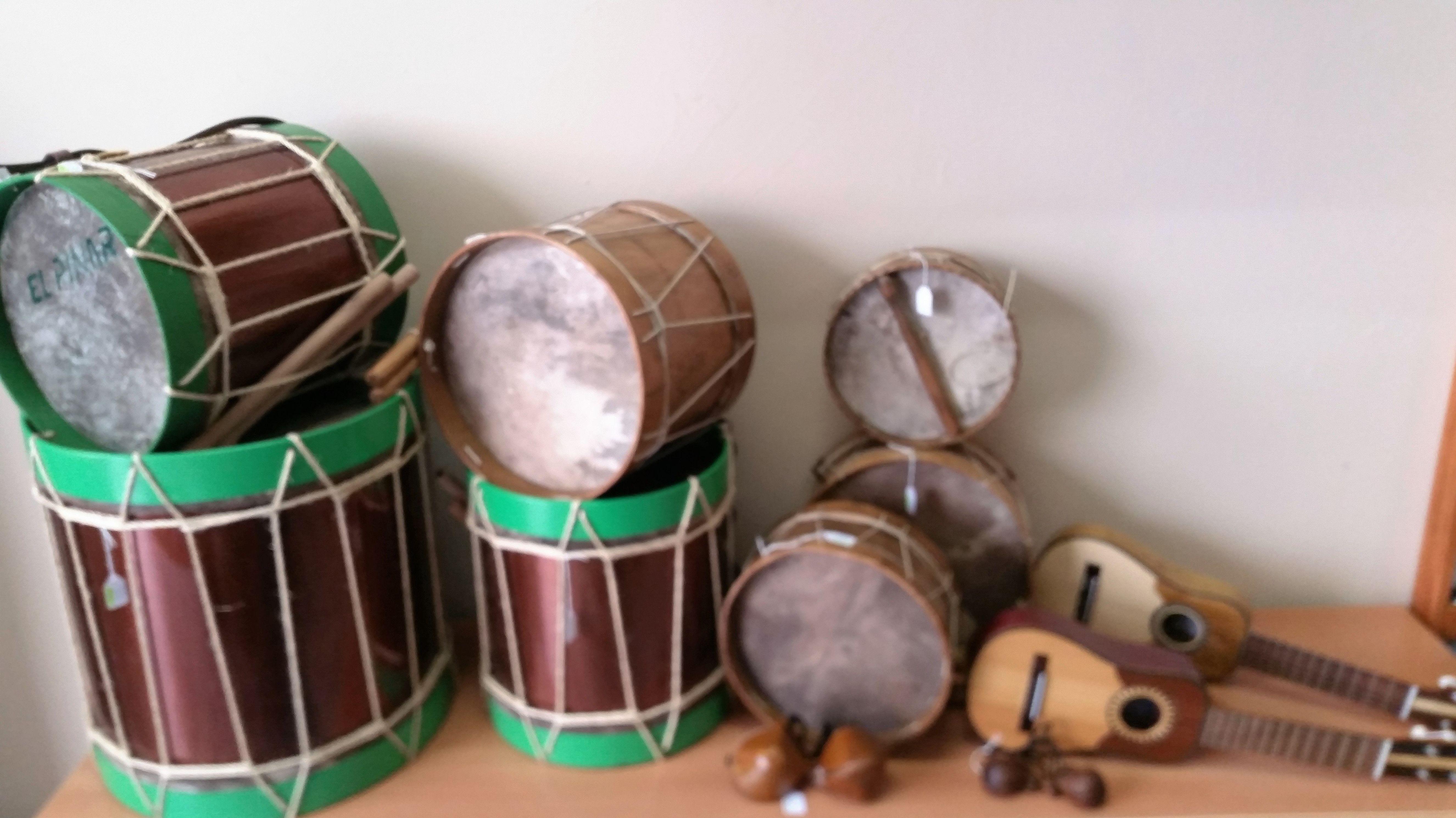 Instrumentos Canarios