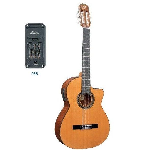 Guitarra Admira Málaga 540EC