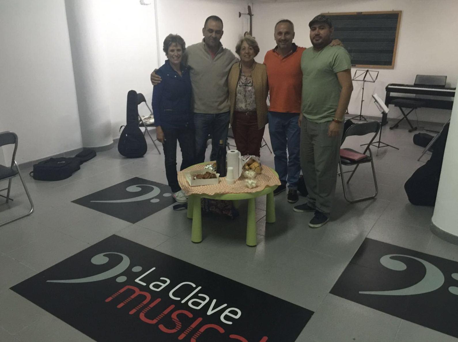 Alumnos Academia La Clave Musical Timple-Laud