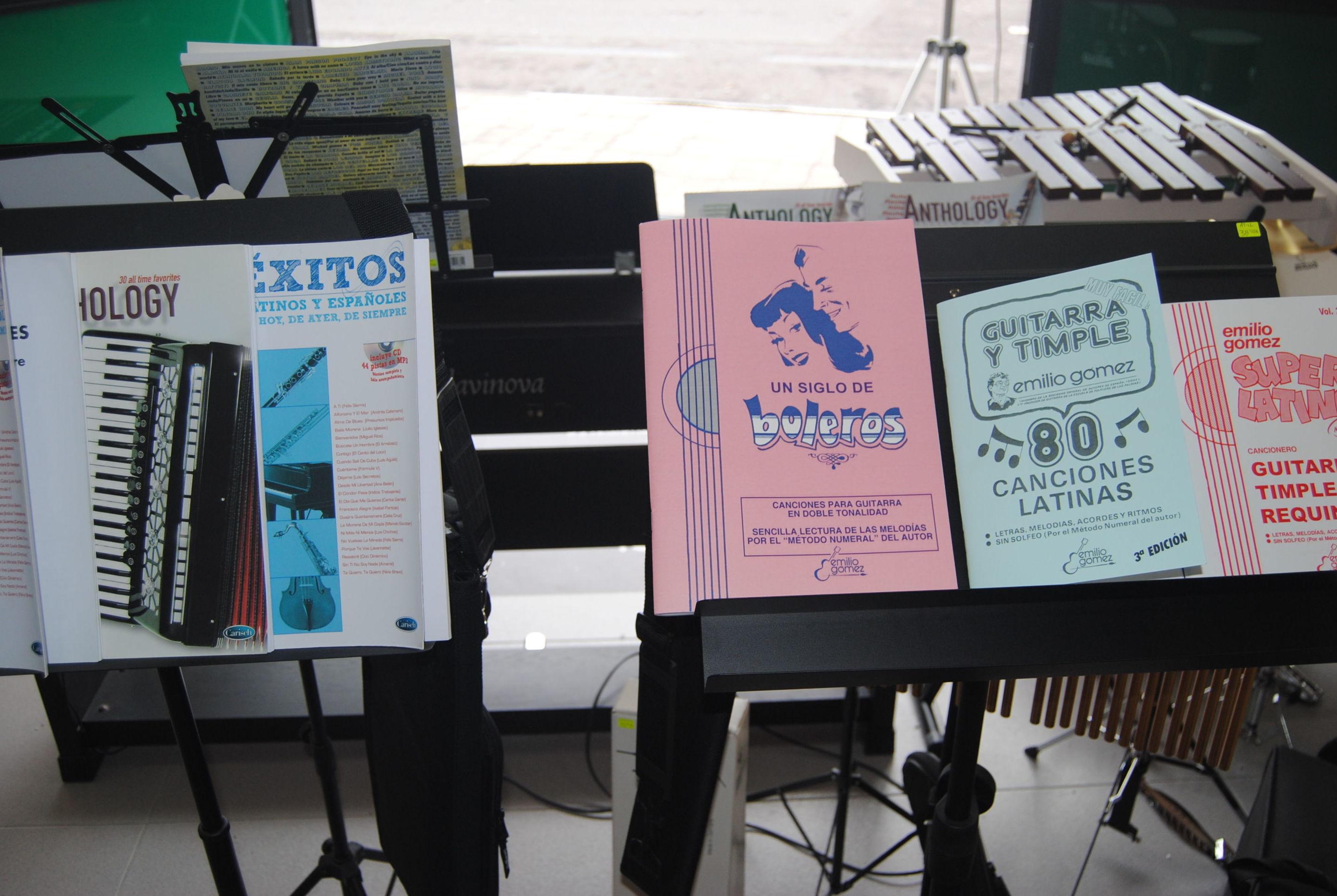 Foto 24 de Instrumentos música en Icod de los Vinos | La Clave Musical