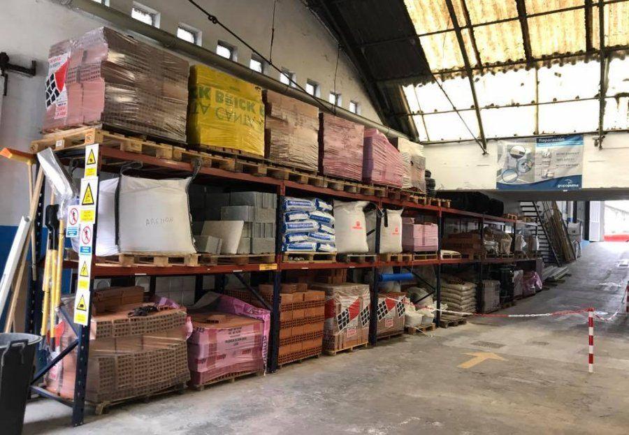 Venta de Materiales de Construcción: Servicios de Almacenes Vemoranca