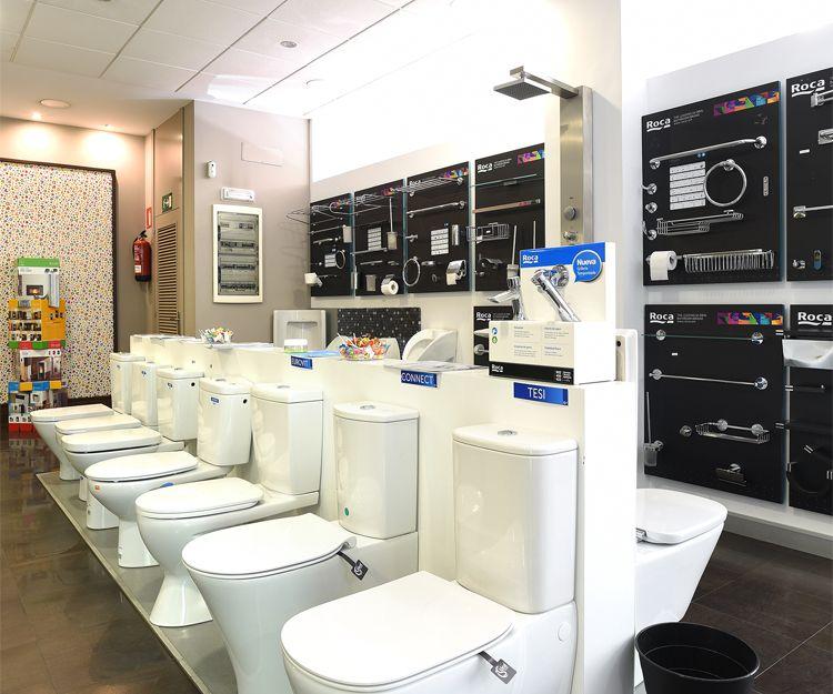 Gran variedad de sanitarios para tu baño