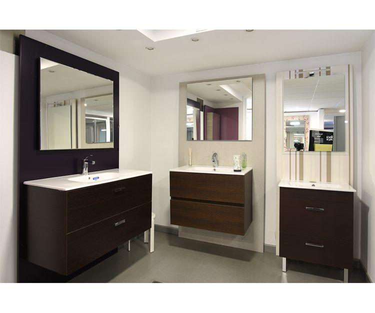 Gran variedad de muebles para tu baño en Almacenes Vemoranca